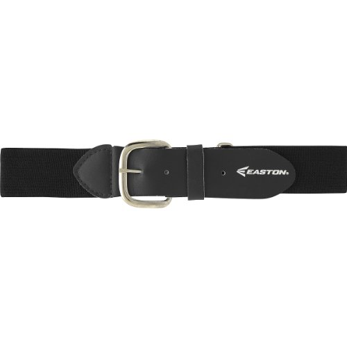 Easton Adjustable Elastic Baseball Belt (Black)