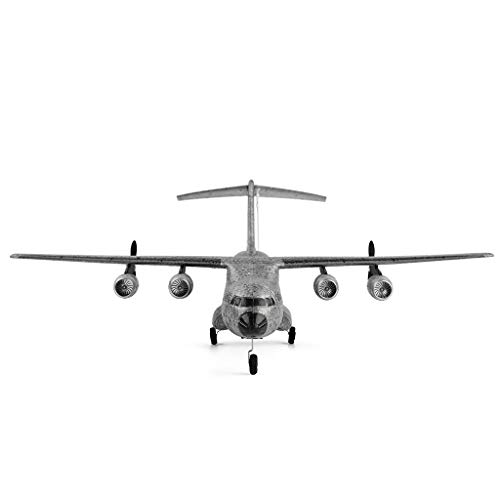 XK A130 Xian Y-20 Model Military Transport Aircraft 3CH design RTF Glider RC Airplane, EPP anti-crash material, 360° flip stunt skill, 200m Control distance, for beginners and professionals to choose by COLOR-LILIJ (Image #1)