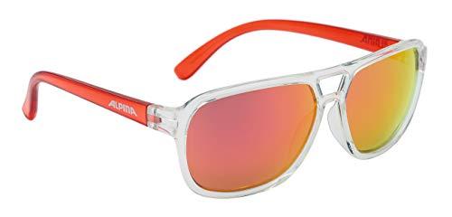 de red yalla Gafas rojo Niños Alpina clear Sol q6Aggw