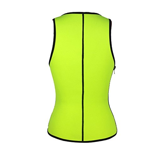 ACME Womens Sport Neoprene Vest Underbust Corselet Workout Wear Slimming Sweating Body Shaper for Gym Weight Loss Exercise