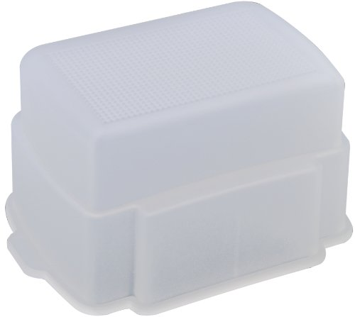 Xit XTHD910 Bounce Hard Dome Diffuser for Nikon SB-900/910 (White) (Flash Nikon Bounce)