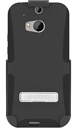 SEIDIO DILEX Case with Metal Kickstand and Holster Combo ...