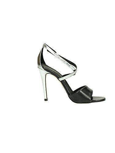 Sølv Carmens Kvinners Sandaler 37182 37182 Carmens CPCXUqHxwB