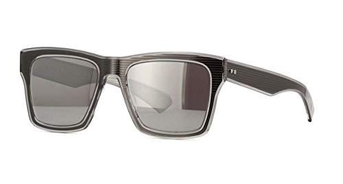 Dita Insider-Two DRX-2090-C-T-GRY-52-Z Sunglasses Grey Crystal - Crystal Clear 52mm (Dita Sunglasses)