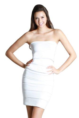 Nikibiki Tiered Dress - 1