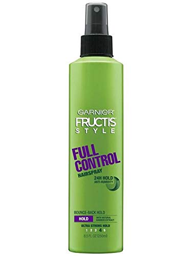 Garnier Fructis Style Full Control Anti-Humidity Non Aerosol Hairspray 8.5 oz