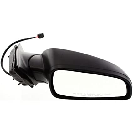 08-12 Chevy Malibu LS Power Non-Heated Folding Rear View Mirror Left Driver Side