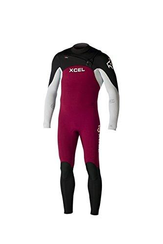Xcel 3/2mm Infiniti Comp X2 Wetsuit, Black, - Comp Wetsuit