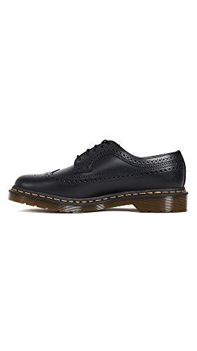 3989 Smooth para Dr 22210001 Hombre Noir Zapatillas Martens BZqRwRH5