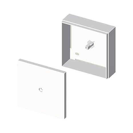 Unex 71451-2 U24X Caja de Conexión-Derivación, Blanco, 85 mm Altura x 85 mm Ancho x 45 mm Longitud: Amazon.es: Industria, empresas y ciencia