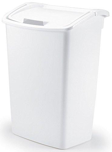 Dual Action Wastebasket - 4