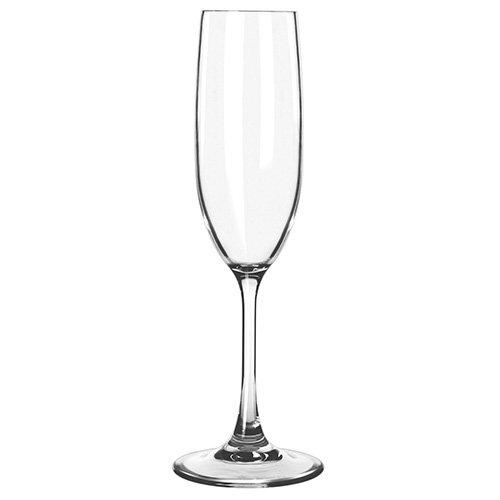 Libbey Infinium Flute Glass, 6.5 Ounce -- 12 per case.
