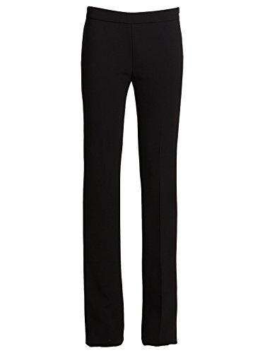 max-mara-womens-3trine-stretch-wool-straight-leg-pants-sz-14-black