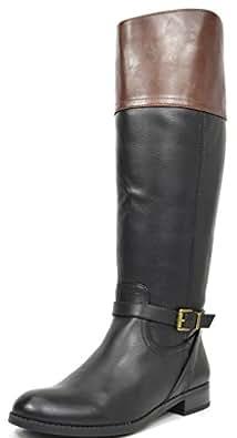 Amazon.com | TOETOS Women's Fashion Knee High Riding Boots