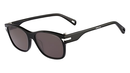 G-star Raw Accessories (G-Star Raw GS605S Wayfarer Sunglasses, Black, 55 mm)