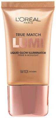 Loreal True Match Lumi Liquid Glow Illuminator - W101 Golden L' Oreal Paris