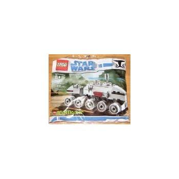 Star Wars Lego BrickMaster Exclusive Mini Building Set #20006 Clone Turbo Tank (Bagged)