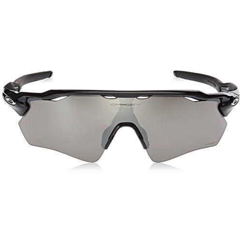 72e71c2d43 Oakley Radar Ev Path, Gafas de Sol para Hombre, Polished Black, 38 Durable