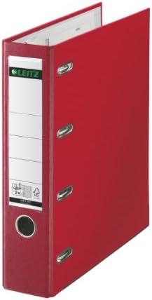 ELBA Doppelordner für Kontoauszüge rado plast DIN A4 Rückenbreite 75 mm rot