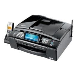 Brother MFC990CW - Impresora multifunción de tinta color (A4, 33 ppm, Bluetooth)