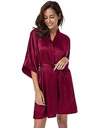 beda74adcd Women s Satin Robe