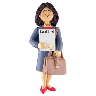 Ornament Central Lawyer Female Brown product image