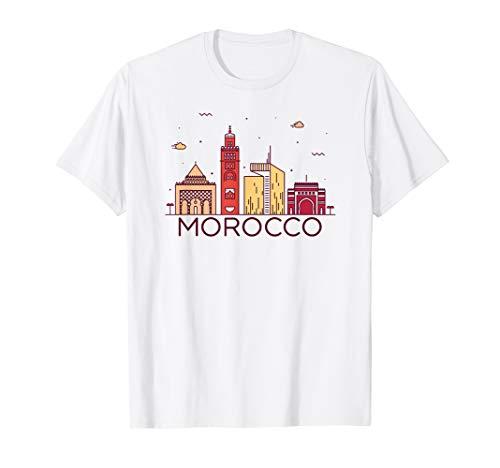 Casablanca Morocco T Shirt