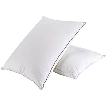 Amazon Com Peace Nest Soft White Down And Feather Fiber