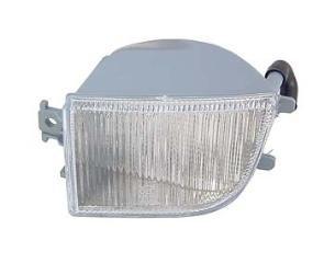 Left Passenger Side Front Indicator Lamp Indicator Light (In Bumper):