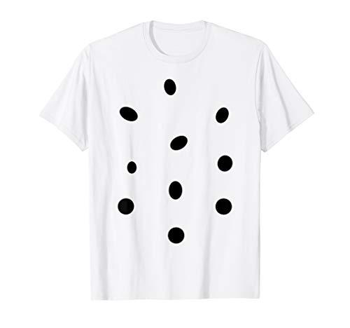 Dalmatian Dog Animal Halloween DIY Costume Funny T-Shirt]()