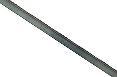 Supercut Band Saw Blade 64 1/2-inch X 1/2-inch X .025-inch, 14 TPI Carbon Tool Steel Blade for Cutting Mild Steel, Wood, and Other Materials