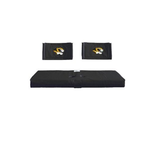 Rivalry NCAA Missouri Tigers Tailgate Hitch Seat Cover
