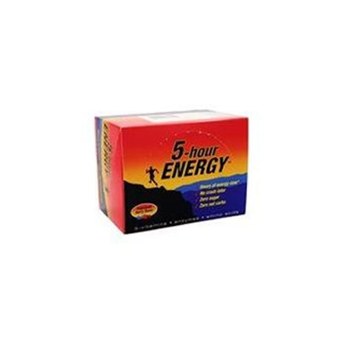 5 Hour Energy Shot, Berry, 24 Count 1.93 oz Bottles