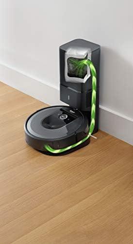 iRobot Roomba i7+ Robot Aspirador Roomba i7+ con con Estación de Limpieza Automática, Color, Pack of/Paquete de 1 9