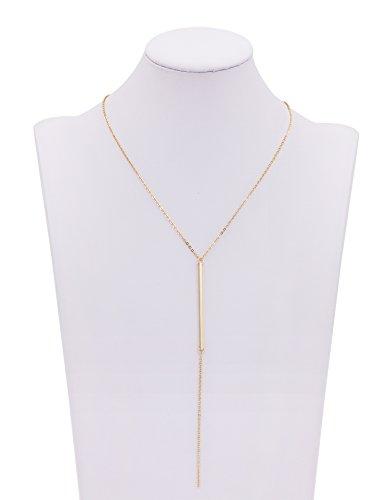 Geerier Simple Necklace Pendant Center