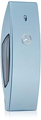 Mercedes Benz | Club Fresh | Eau de Toilette | Spray for Men | Floral Fruity Scent | 3.4 oz (Mercedes Benz Cologne For Men)
