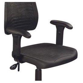 Lyon NF2076ESD T Pad Adjustable Armrest for #2056N Series (Adjustable T-pad Armrests)