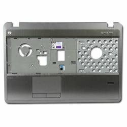 HP 683506-001 Upper CPU cover (chassis top) - Includes TouchPad - For use in models with a fingerprint reader ()