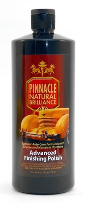 Pinnacle Natural Brilliance PIN-231 Advanced Finishing Polish, 32 fl. oz.
