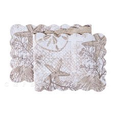Barefoot Landing Reversible Table Runner 14