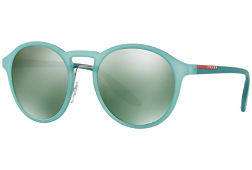 Sunglasses Prada Linea Rossa PS 1SS VHF3C0 OPAL GREEN - Prada Sunglasses On Sale