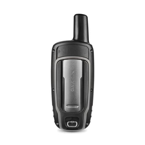 Garmin GPSMAP 64st, TOPO U.S. 100K with High-Sensitivity GPS and GLONASS Receiver