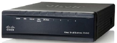 Cisco RV042 4 port 100 Router product image