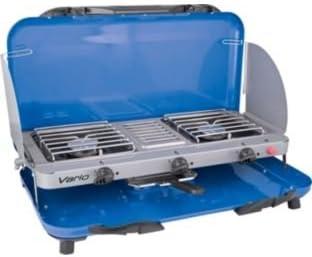 Butano estufa de Camping Campingaz Chef 2 quemadores Grill ...