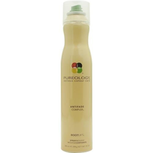 Pureology Anti-Fade Complex Root Lift Spray Mousse, 10 Ounce