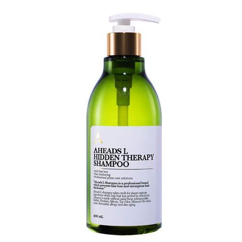 Aheads L Hidden Therapy Shampoo 400ml/Anti-Hair Loss Hair Thickening by Aheads L
