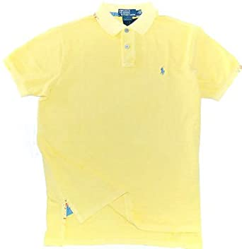 Ralph Lauren - Polo - para hombre amarillo puritan gold large ...