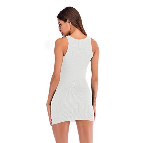 7925e4f55691 Puro Lacci Dell anca Grazioso Vestiti Cocktail Del Smanicato Stlie Estivi  Mini Unique Fashion Vestito Colore ...