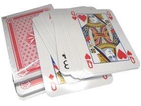 Jumbo Playing Cards - 10.5