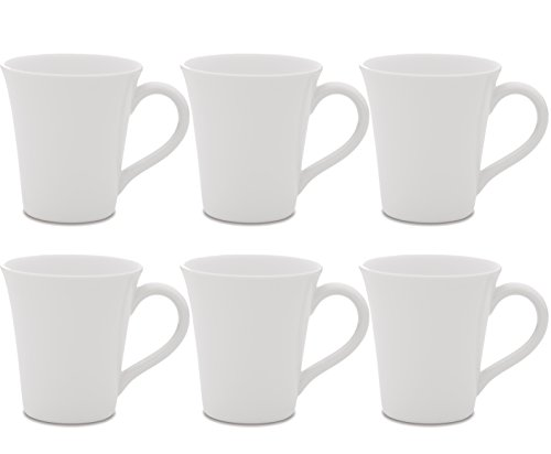 Oxford Daily Tulip Mugs- Set of 6